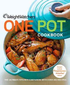 Weight Watchers One Pot Cookbook (Hardcover)