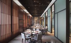 Indonesian restaurants are tricky beasts to design for, as the temptation can be to lapse into ethnic motifs and batik tropes. Happily, 1945 – named after the year of Indonesia's declaration of independence from Holland – steers clear of these traps. T...