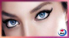Como blanquear los ojos con remedios caseros - Tener los ojos mas blancos y brillantes naturalmente - YouTube