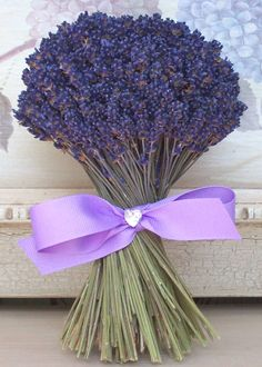 dried flower bouquet | Lavender Bouquet-The Lavender Fanatic dried bouquet.                                                                                                                                                      More