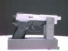Kurzwaffenhalter - Waffenhalter für 1 Kurzwaffe