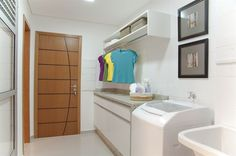 area de serviço - laundry room