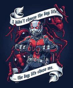 Antman bug Life