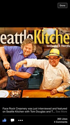 Check out FRC in this issue of Seattle Kitchens.