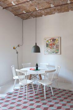 CaSA Colombo and Serboli Architecture, Margherita Serboli, Roberto Ruiz · Tyche Apartment · Divisare