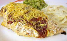 Plain Chicken: Crispy Oven Baked BBQ Chicken