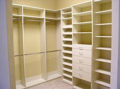 antique white closet organizer traditional closet