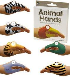 Cortina - Animal hands»Zacht Amsterdam