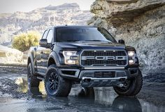 Ford have revealed a SuperCrew version of the new 2017 F-150 Raptor, an upgrade to the standard Raptor. It has a full 12 inches longer allowing for four full-size doors, a military-grade all aluminum body (shedding 500-pounds), and a unique high-stre
