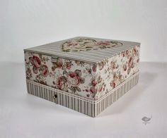 Box for stiching projects