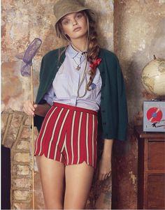 Le magazine Jalouse + Moonrise Kingdom   - Ton Petit Look