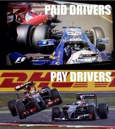 PAID DRIVERS vs. PAY DRIVERS