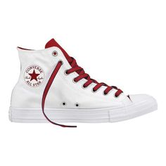 3c5ba02a7081 Converse Chuck Taylor All Star High Top Sneaker - White Gym Red Navy  Sneakers