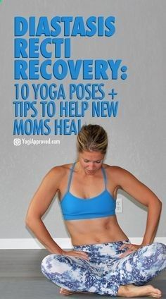 Yoga-Get Your Sexiest Body Ever Without - Diastasis Recti Recovery: 10 Yoga Poses   Tips to Help New Moms Heal - Get your sexiest body ever without,crunches,cardio,or ever setting foot in a gym