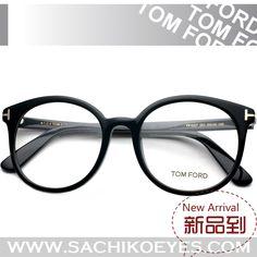 26e075d5a8 新款tomford正品鏡框時尚復古板材圓型框男女士配近視眼鏡架4327