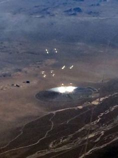 Here is the image in full allegedly taken from the plane