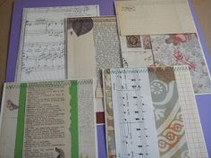 journal cards by Andria (Studio 791)