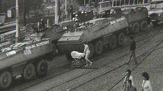 Fotograf událostí v roce 1968 vydává knihu — Události v kultuře ...