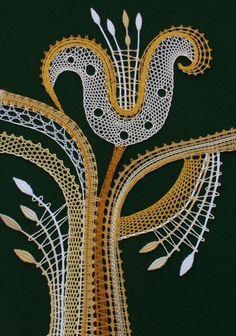 Czech Bobbin Lace Maker and Designer — Bobbin Lace Online Hairpin Lace Crochet, Crochet Cross, Crochet Motif, Crochet Edgings, Crochet Shawl, Bobbin Lacemaking, Lace Art, Lace Jewelry, Scrappy Quilts
