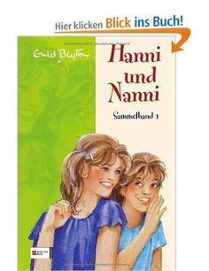 Hanni und Nanni Sammelband 01: BD 1: Amazon.de: Enid Blyton: Bücher