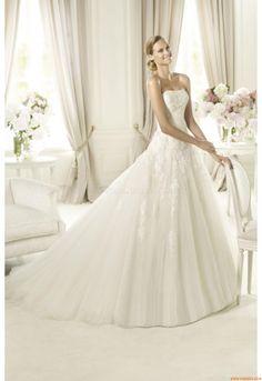 Vestidos de noiva Pronovias Barroco 2013