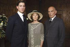 "The Sinderbys, ""Downton Abbey""."