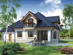 Strategy, tactics, including quick guide in pursuance of receiving the greatest end result as well as coming up with the max use of home renovation projects Small Loft Apartments, Cottage Style Homes, Concept Home, Home Renovation, Exterior Design, House Plans, Home Improvement, House Design, Mansions