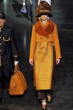 Louis Vuitton Fall 2012 Ready-to-Wear Collection Photos - Vogue