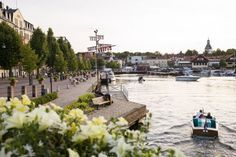 Die schönsten Städte in Südschweden The Places Youll Go, Places To See, Sweden Cities, Travel Around The World, Around The Worlds, Sweden Travel, Reisen In Europa, Best Vacations, Van Life