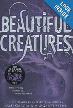Beautiful Creatures: Kami Garcia, Margaret Stohl: 9780316077033: Amazon.com: Books Supernatural mystery meets small-town Southern life