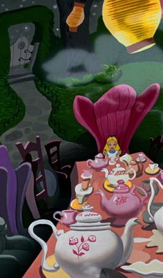 Alice in Wonderland-Disney version Walt Disney, Disney Love, Disney Magic, Disney Art, Disney Pixar, Disney Animation, Disney Wallpaper, Cartoon Wallpaper, Iphone Wallpaper