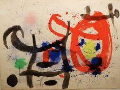 """Os admiradores das artes plásticas não podem perder a exposição """"A Magia de Miró, desenhos e gravuras"""", que exibe um recorte inédito da obra do pintor espanhol Joan Miró (1893-1983), na Caixa Cultural Recife. Saiba mais"""