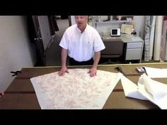 Video #36: DIY Drapery: Luxurious Window Treatments with Valances, Swags, Scrolls and Holdbacks - YouTube