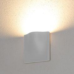 LED-Wandleuchte 7W, warmweiß, weiße Farbe, Außenbereich - LED-Wandleuchten Aluminium, Wall Lights, Lighting, Home Decor, Led Wall Lights, Interior Decorating, Contemporary Design, Decorating, House