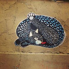 Street art | Mural by Cancelletto