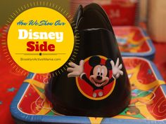 Our Disney Side @ Home Celebration Party! #disneyside #disney
