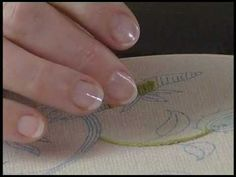 An Introduction to Crewel Embroidery - YouTube