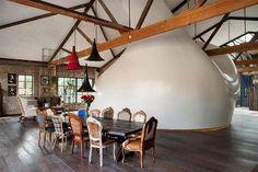 Un loft espectacular con piscina y terraza en Sidney · An awesome loft in Sidney