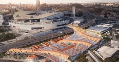 Kengo Kuma and OODA Win Competition to Redevelop Porto Slaughterhouse, Courtesy of Kengo Kuma & Associates + OODA