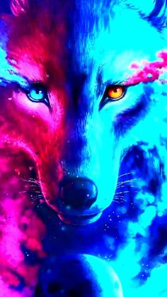 Cool Wallpapers For Phones, Live Wallpapers, Phone Wallpapers, Wolf Wallpaper, Mobile Wallpaper, Wolf Artwork, Fantasy Wolf, Emoji Pictures, Cute Pokemon Wallpaper