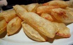 puf patates Puf Patates Kızartması Nasıl Yapılır? Canapes Recipes, Snack Recipes, Snacks, Wie Macht Man, Recipe Mix, Middle Eastern Recipes, Sweet Cakes, Soup And Salad, Tapas