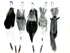 Creating a fashion portfolio 53