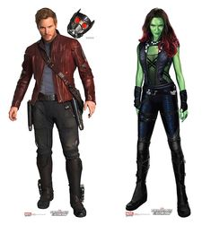 Will someone please be the Starlord to my gamora for Halloween?  That's all I ask