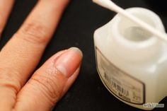Paint Your Nails Neatly Using Vaseline Step 4.jpg