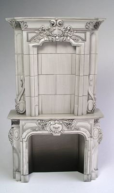 25 best antique rococo images in 2019 fireplace set fire places rh pinterest com