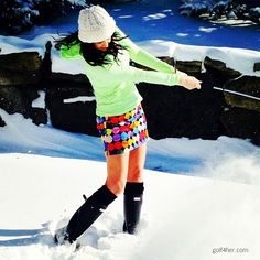 There are only two seasons: golf and winter #golf For Procella: http://www.procellaumbrella.com/