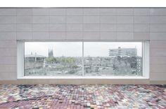 Palace of Justice, Amsterdam   Claus en Kaan Architecten; Photo: Sebastian van Damme   Archinect