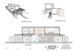 "Galeria de ""AQUELA"" Casa / Austin Maynard Architects - 41"