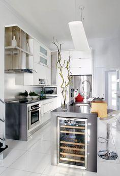 Modern Interior Design Pictures That Should Inspire You 2 Interior Design Pictures, Modern Interior Design, Interior Design Living Room, Living Room Designs, Kitchen Dinning, New Kitchen, Kitchen Ideas, Kitchen Island, Minimal Kitchen