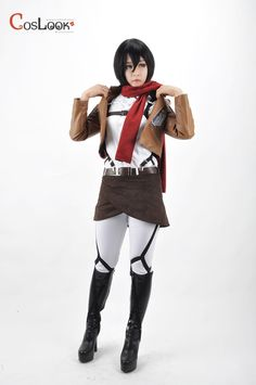 New Attack On Titan, Punk, Cosplay, Costumes, Big, Outfits, Style, Fashion, Tall Clothing